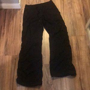 Lululemon Dance Studio Pant *Lined 8 Tall